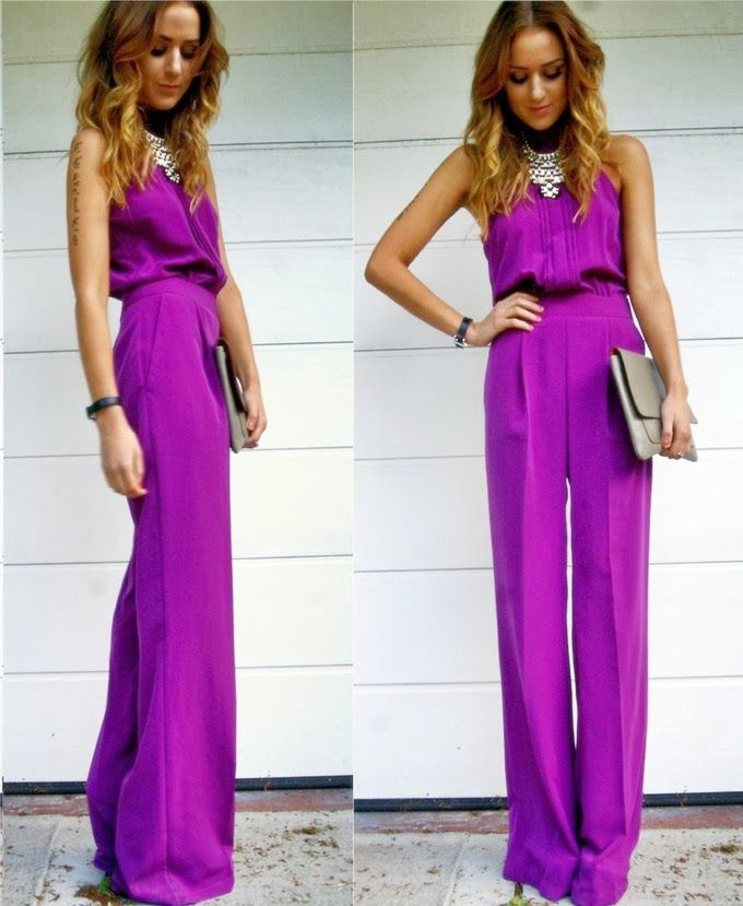 Radiant Orchid! Todo mundo de olho na cor do ano! | Women\'s fashion ...