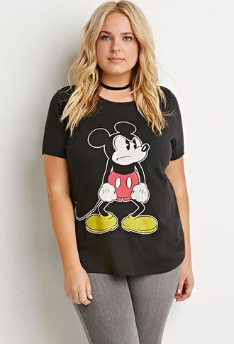 a9a8a32f5e4 Mickey Mouse Graphic Tee