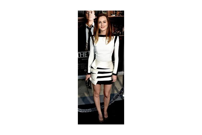"""TOPS Best Dressed of the Week 10.6.14 Who: Leighton Meester 