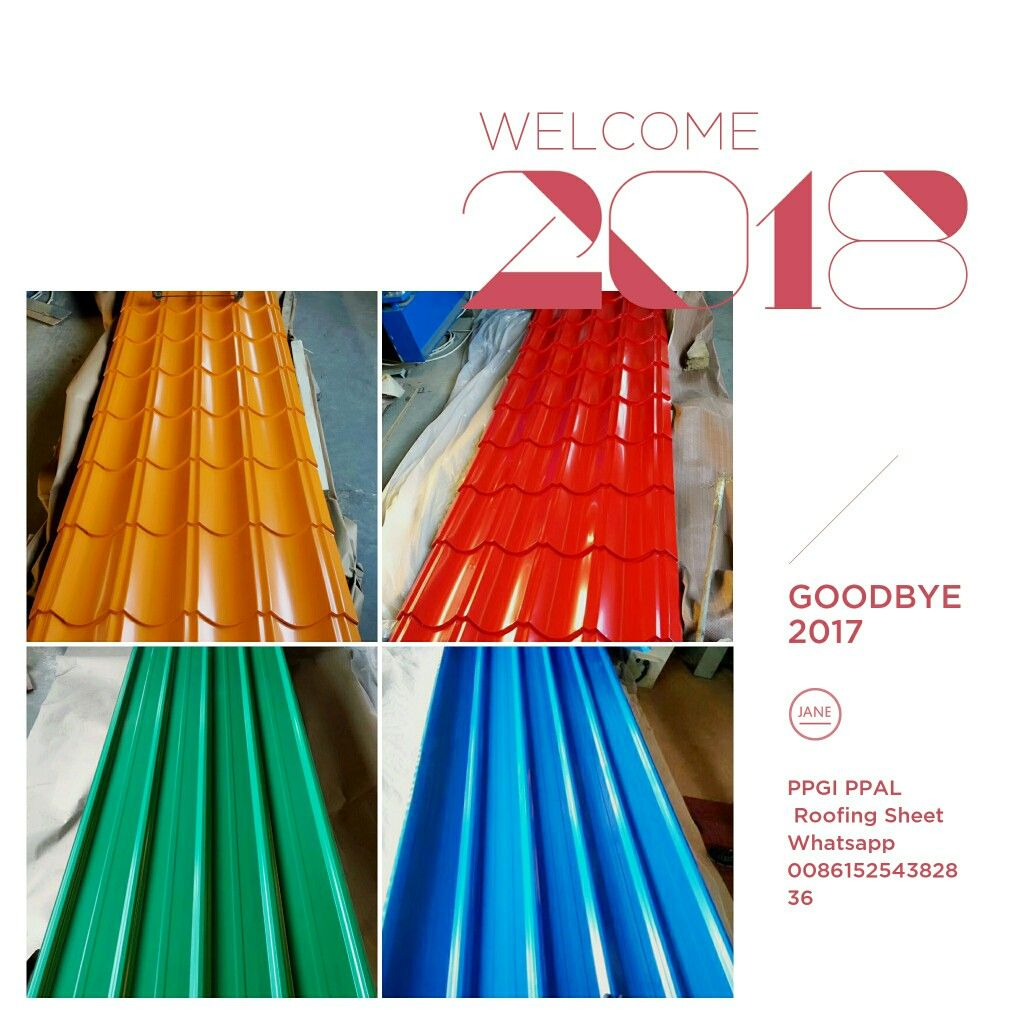 Ppgi Pp Aluminum Step Tile Roofing Sheet Long Span Manufacture Shandong Rio Tinto New Technology Co Ltd Any Distributor Roofing Sheets Roof Colors Roofing