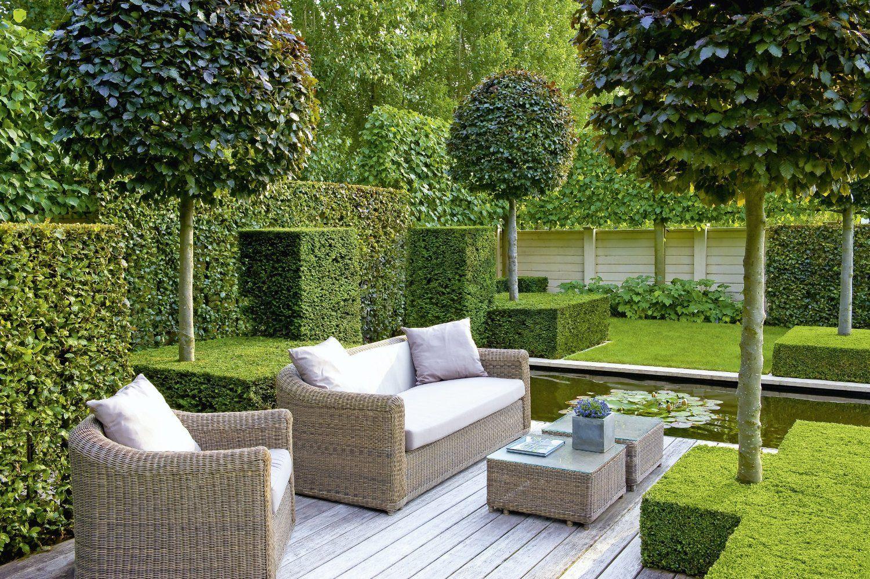 Neues Design für kleine Gärten (Garten- und Ideenbücher BJVV ...