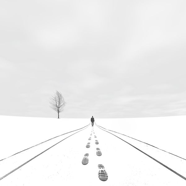 Surreal photography by hossein zare photography photo black white and photo black