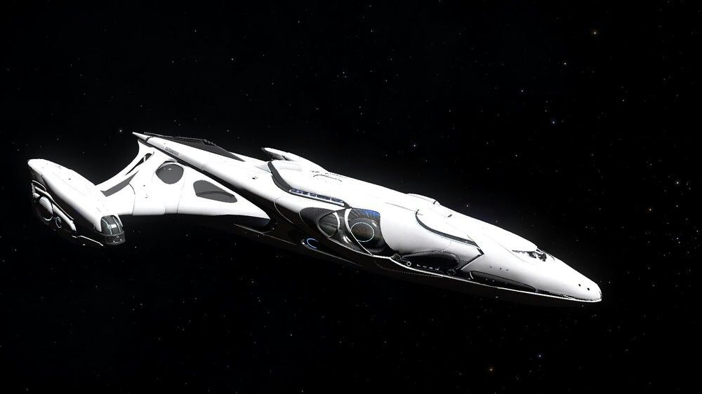 Elite Dangerous Imperial Cutter | Spaceship and vehicle