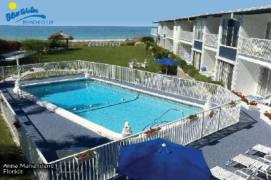 Blue Water Beach Club | Floriduh | Holmes beach, Anna maria beach