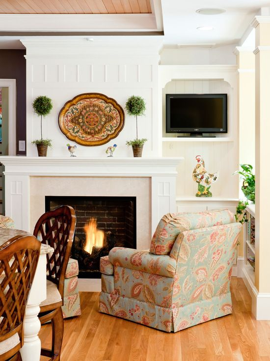 Kitchen Sitting Rooms Designs: Calico Corners Home Design Ideas, Pictures, Remodel And