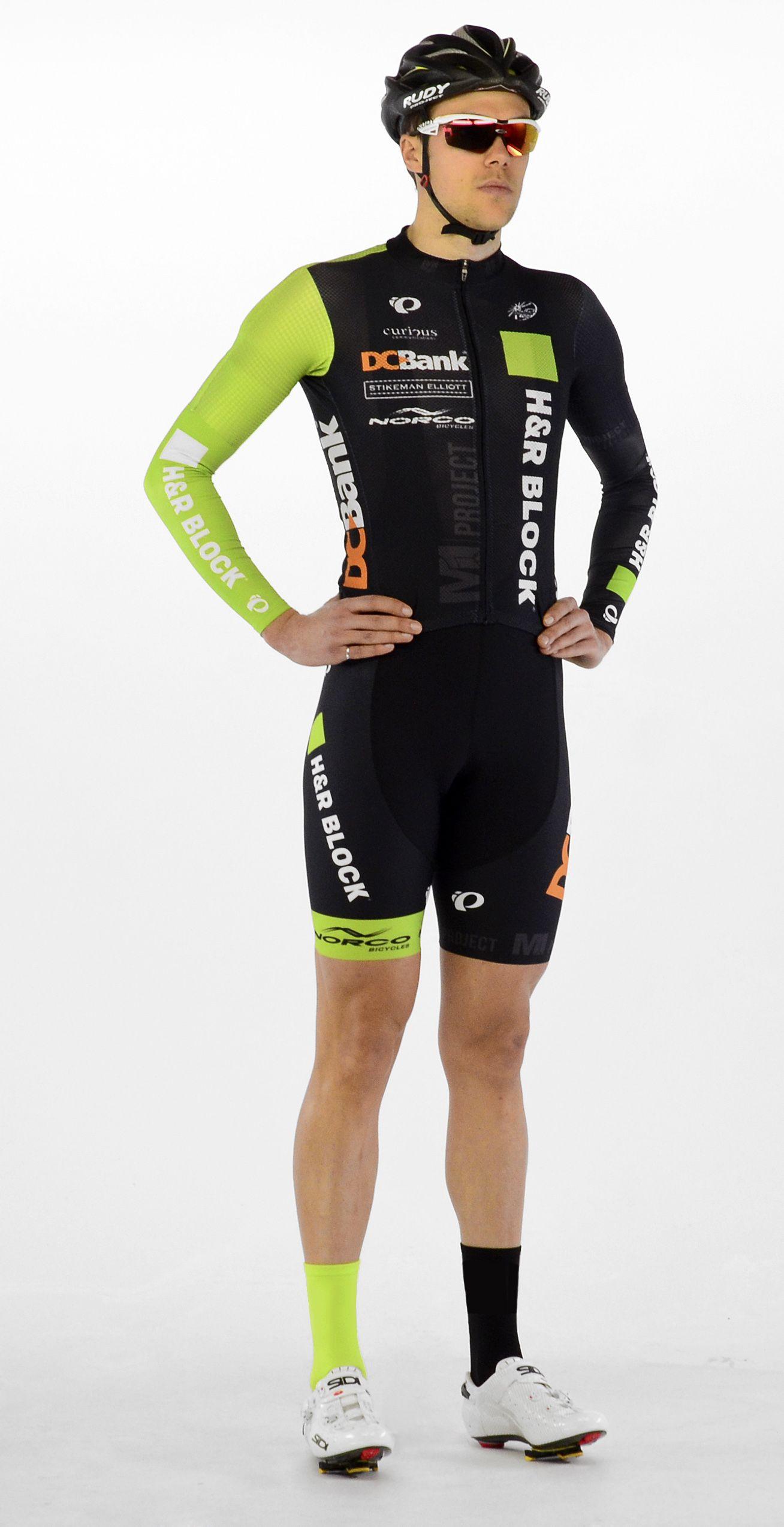 M1 Pro Cycling Pearl Izumi Custom