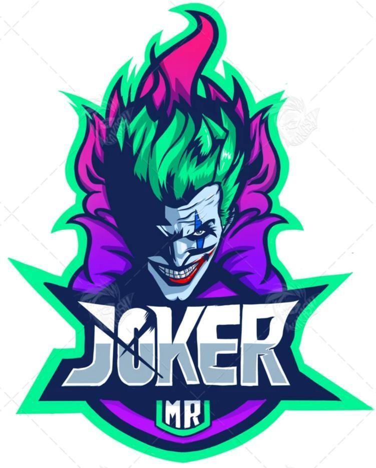 Joker Logo (With images) Joker logo, Joker, Joker iphone
