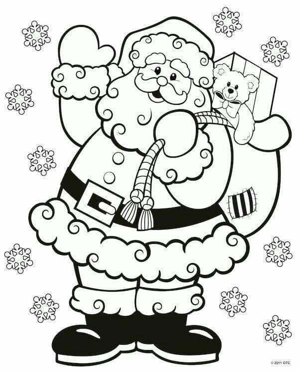 Pin By Danijela Gačić On šeme Za Vez Christmas Coloring