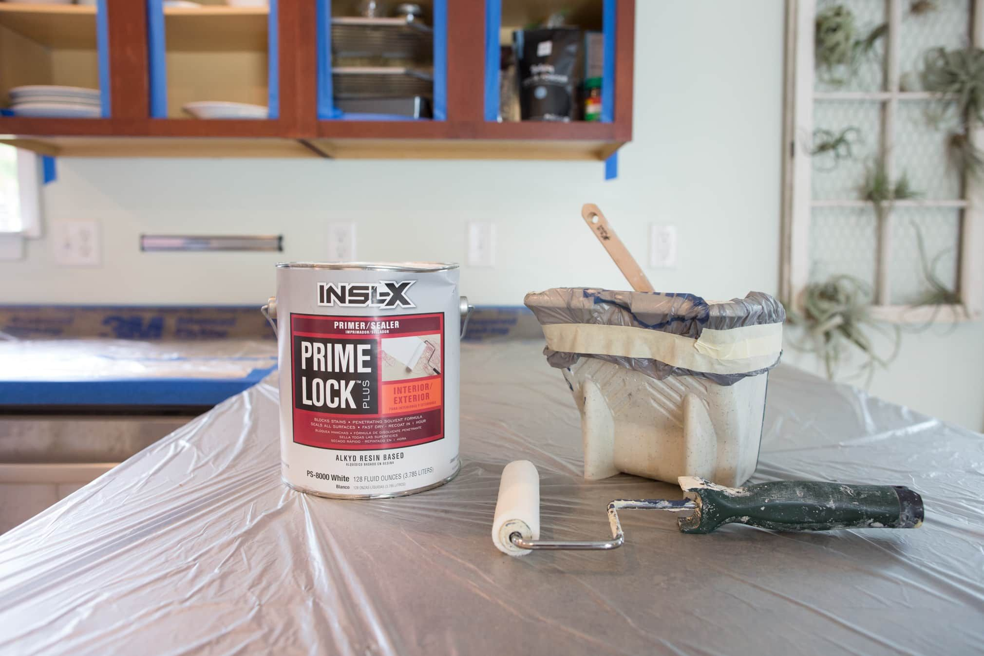 The Best Primer For Painting Your Kitchen Cabinets Primer For Kitchen Cabinets Painting Kitchen Cabinets New Kitchen Cabinets