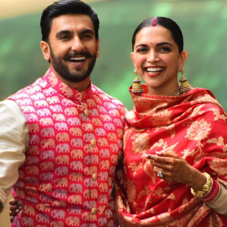 Bhavnani Family Welcomes The New Bride Deepika Padukone With An Open Heart And A Big Smile Hungryboo Ranveer Singh Deepika Padukone Deepika Ranveer