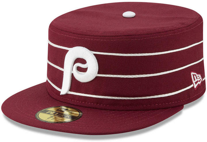 acdd8b95c2f23 Philadelphia Phillies Pillbox 59FIFTY-FITTED Cap in 2018