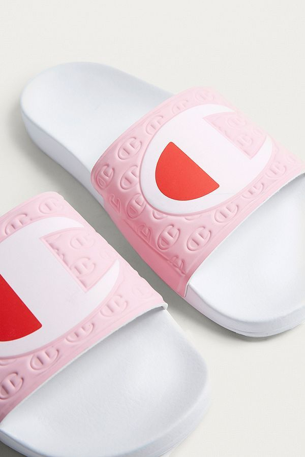 3e9178292 Champion Pink Pool Sliders  women  shoes  casual  slippers  summer