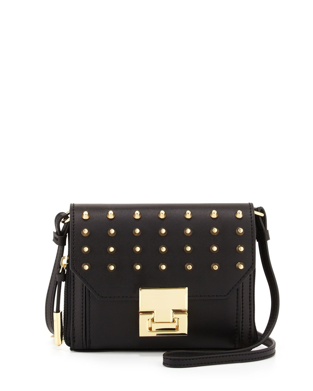 1d382d003b9 Hopewell Leather Crossbody Bag Black | *Handbags, Wallets & Cases ...