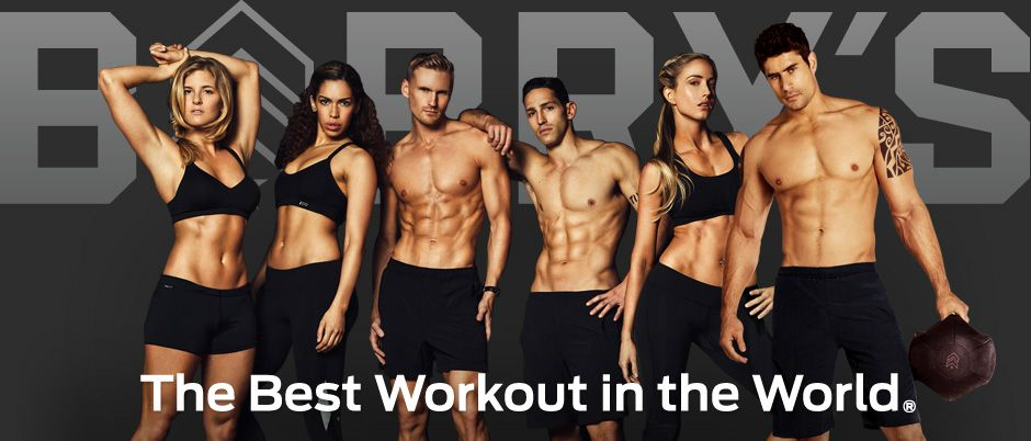 65a59655851 Barry s Bootcamp - The Best Workout in the World