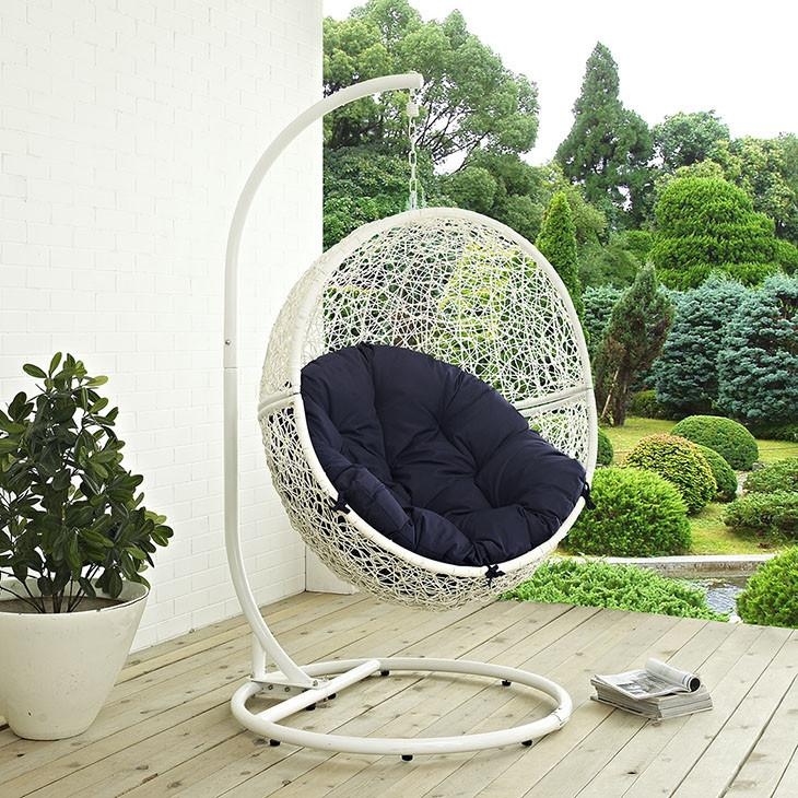 Ghost Outdoor Patio Swing Chair Patio Swing Chair