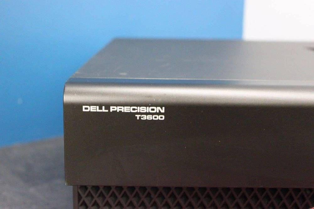 Dell Precision T3600 Workstation @ 3 00GHz Quad Xeon E5-1607