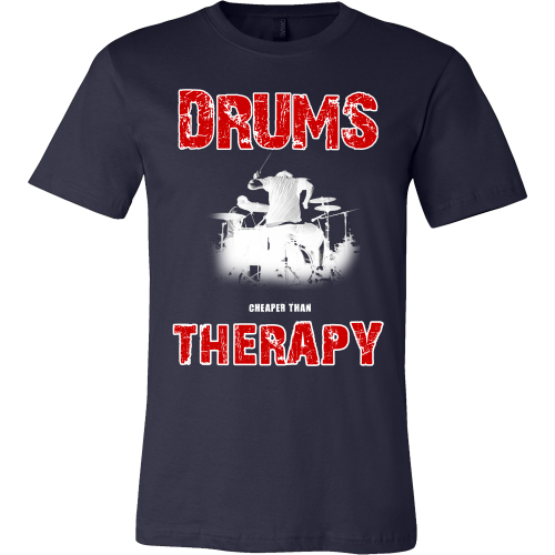 Drums - Better than therapy-Front