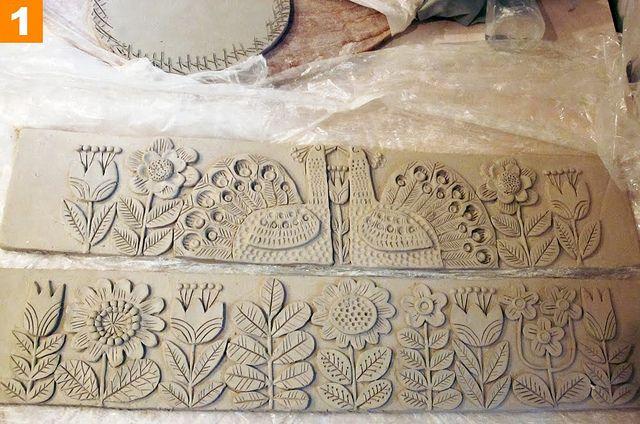 Planter cer mica ideas de cer mica y cajas de cer mica for Herramientas ceramica artesanal