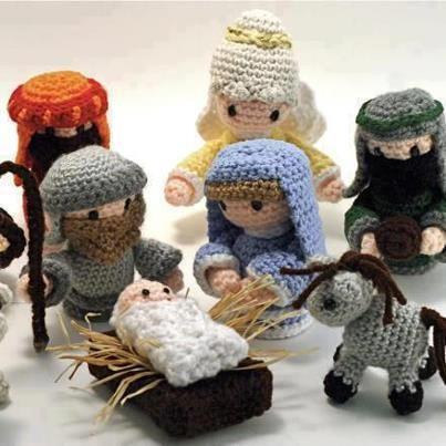 Nacimiento en ganchillo | crochet & knit ideas | Pinterest ...