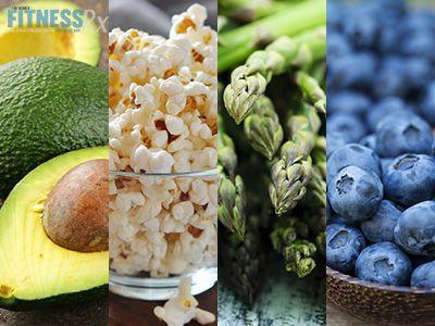 Top 10 Flat Belly Foods