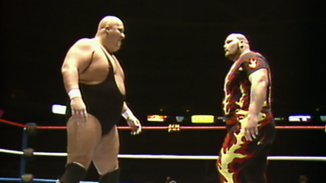 Image result for king kong bundy and bam bam bigelow