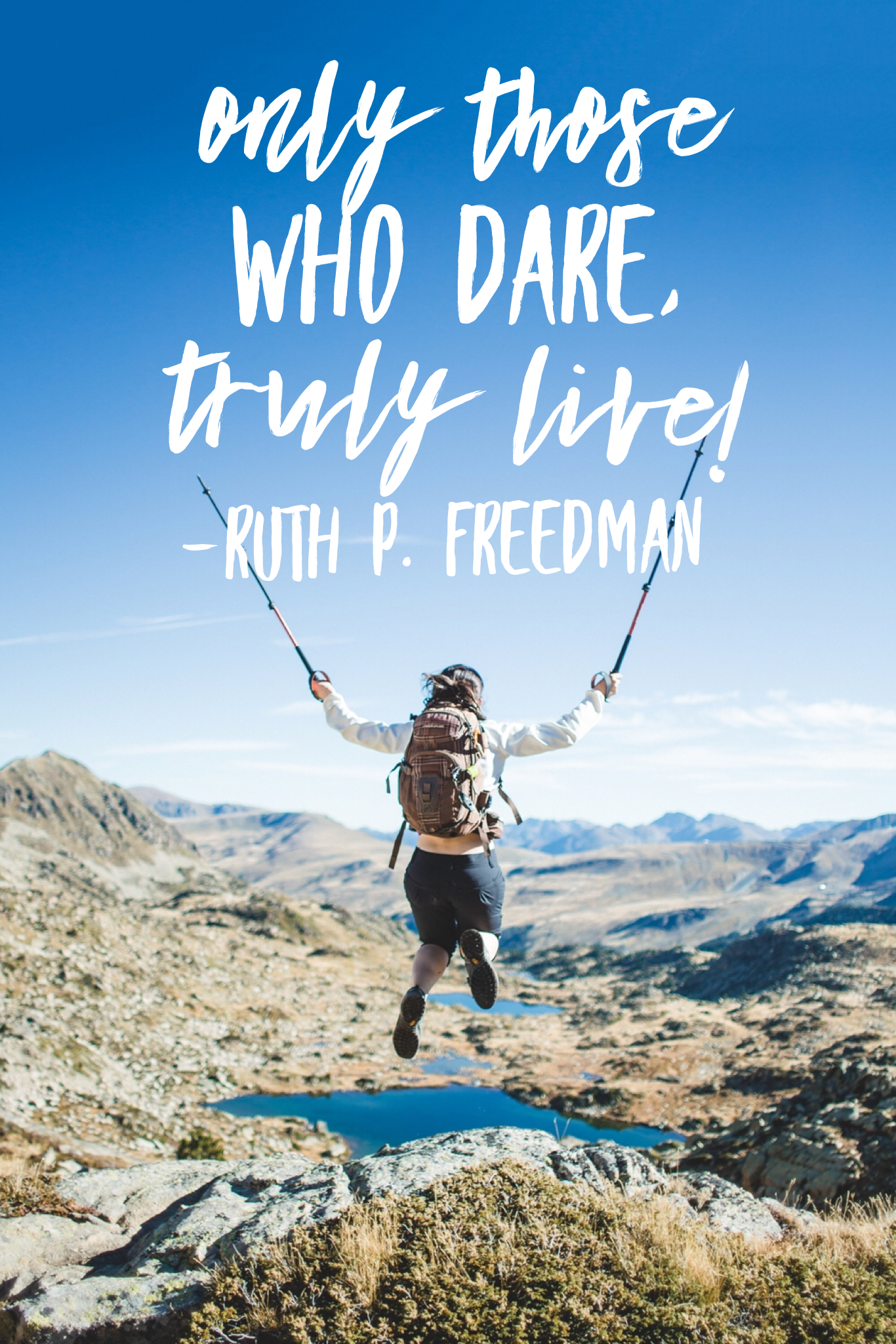 5 Inspiring Quotes from Adventurous Women | Nature quotes ...