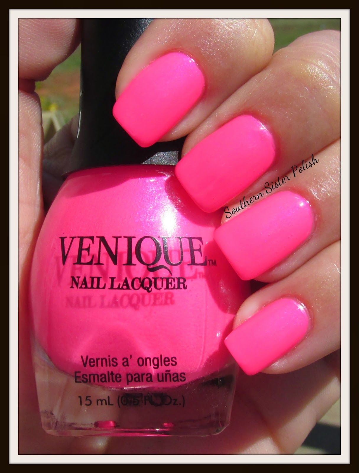 Southern Sister Polish Venique Nail Lacquer Swatch And Review