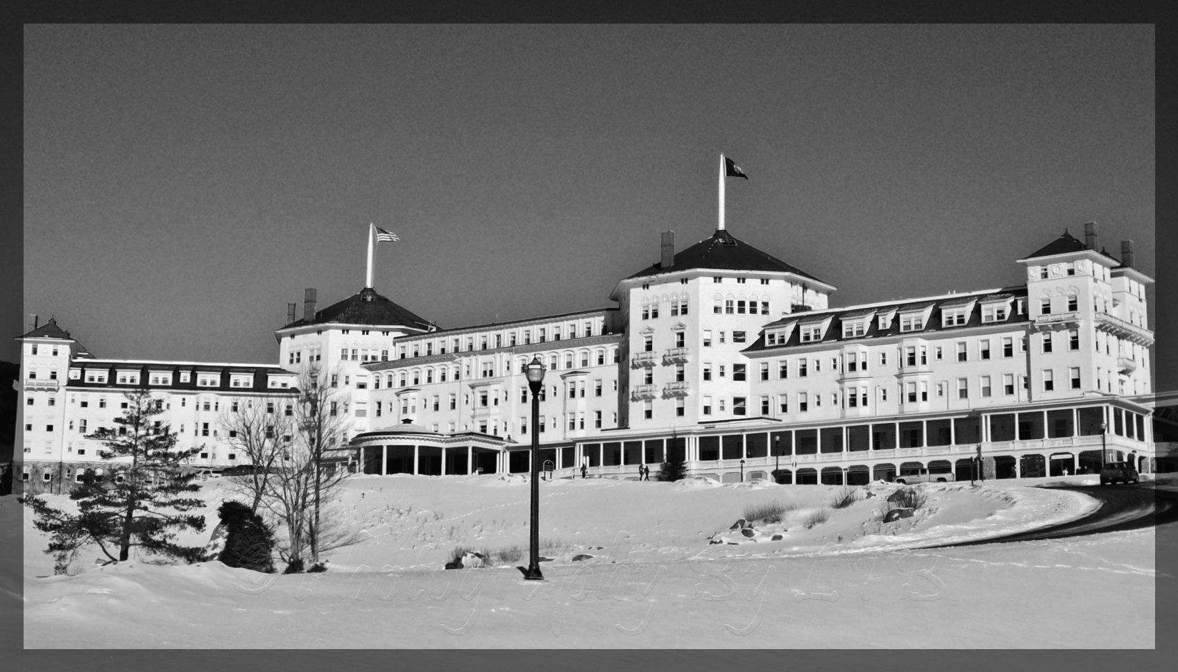 Mt Washington Resort Hotel In Bretton Woods