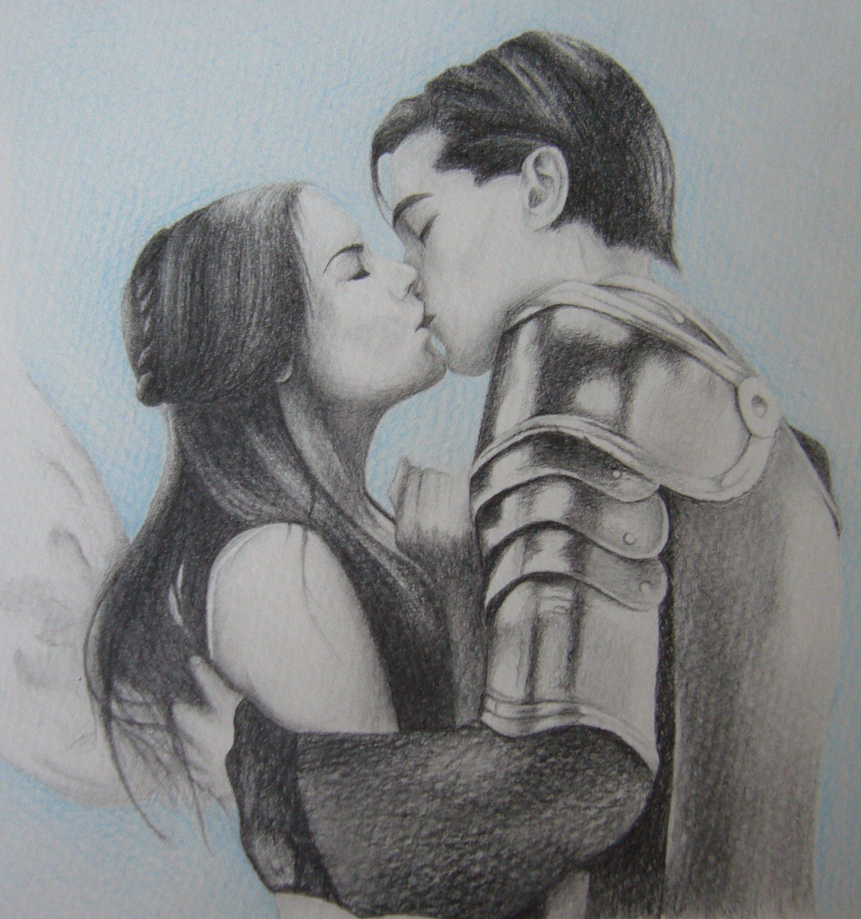 рисунок ромео и джульетта раскраска вариант является
