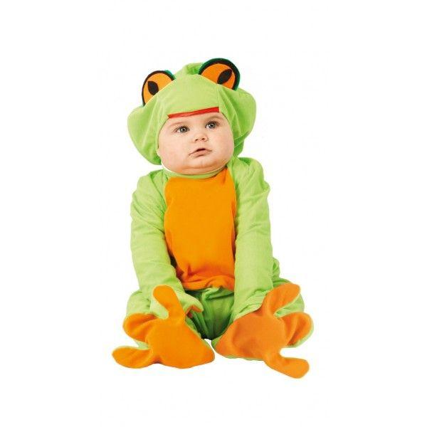 Disfraz de Ranita para Bebe Comprar disfraces para bebés al mejor