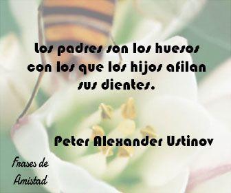Frases De Amor Para El Dia Del Padre De Peter Alexander