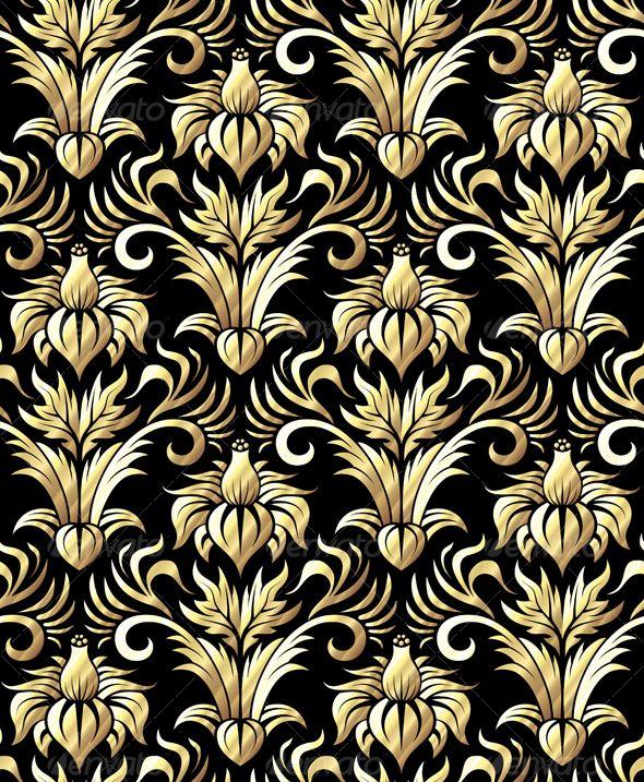Historic Wallpaper 1800's Victorian wallpaper, Antique