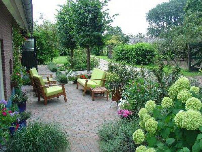 Landelijke tuin ideeen google zoeken idee n voor buiten pinterest gardens - Tuin ideeen ...
