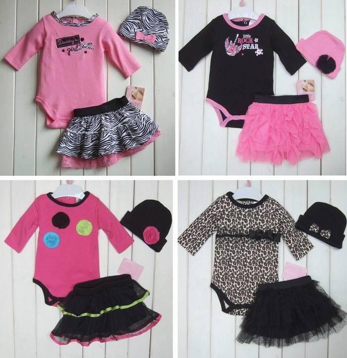 bcd2e4c4eb8a4 ropa bebe niña casual
