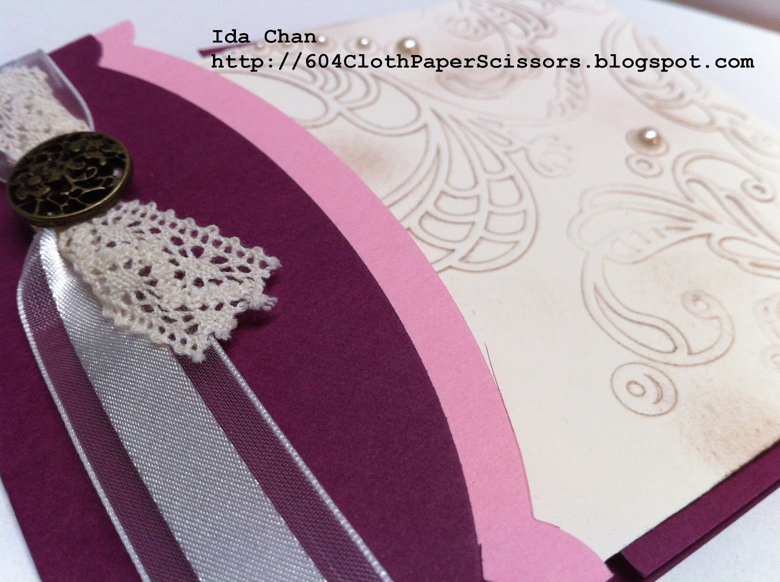 Pin by Cristian Ladino on Wedding invitations   Stampin up ...