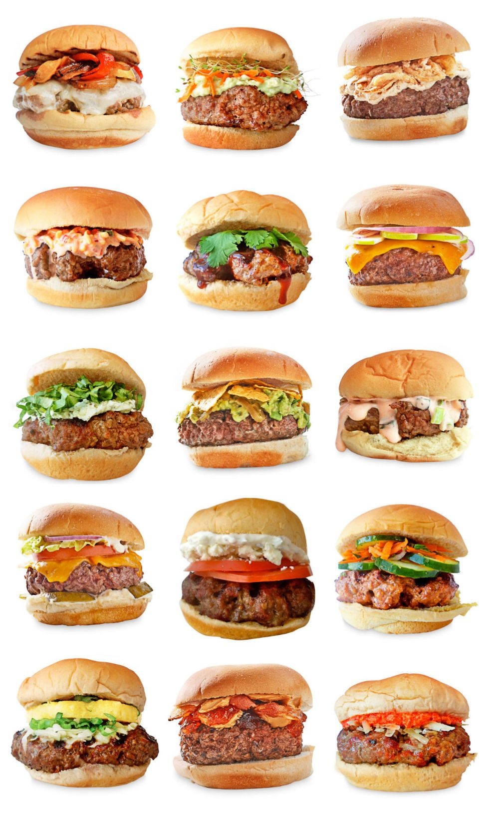 The Toppings Your Burger Has Been Waiting For | Burger ...