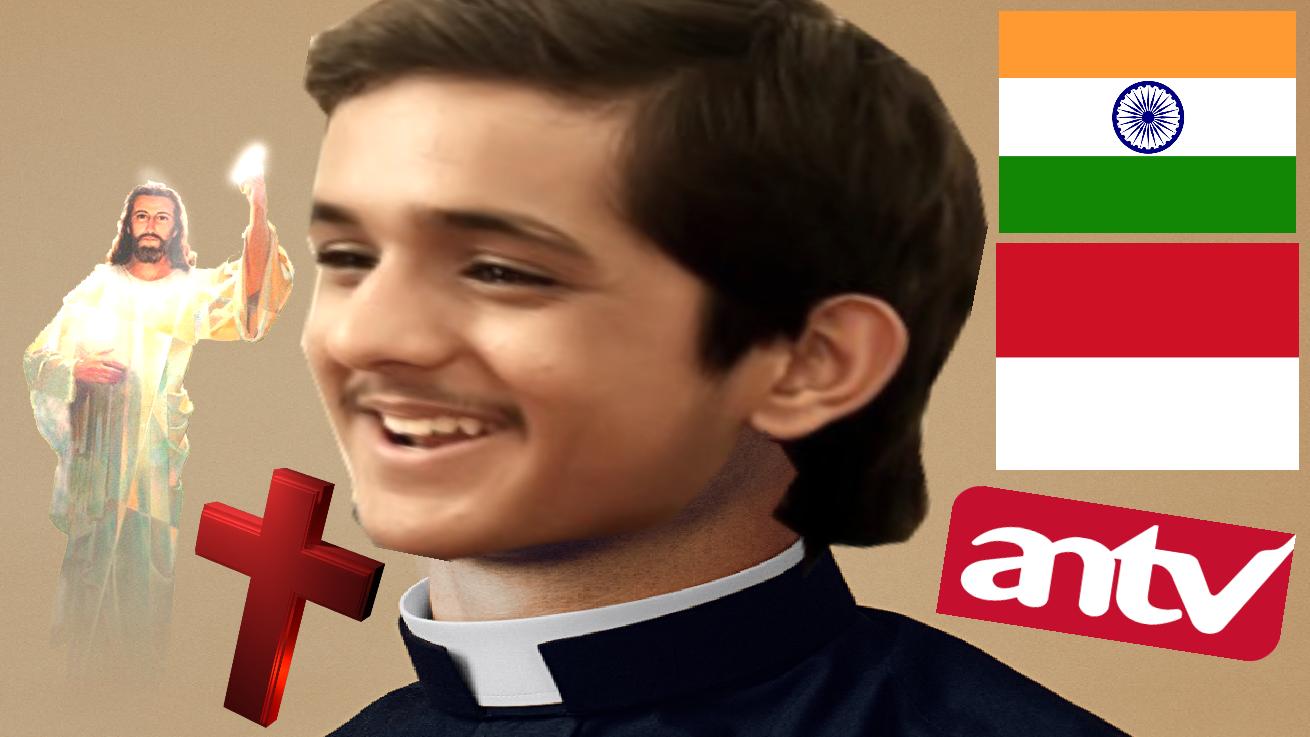 Bhavesh Balchandani Masuk Kristen Katolik Agama Pindah Terbaru Cowok Remaja Ala Bollywood India Indonesia Menemukan Ini Dia Antv Cowok M Kristen Katolik Remaja
