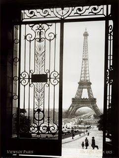 Paris daydreaming.