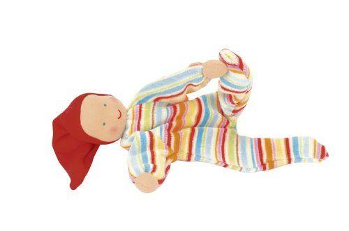 Kathe Kruse Nickibaby Doll, Striped Käthe Kruse