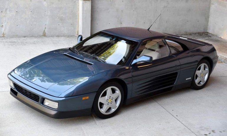 1990 Ferrari 348 TB Berlinetta | Ferrari california ...