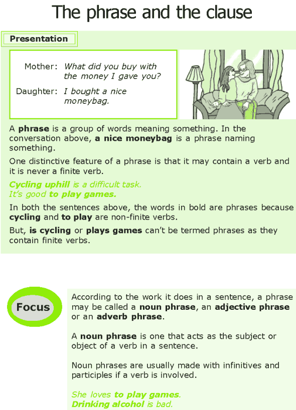 Printables Clauses And Phrases Worksheets 1000 images about grammer dependent and independent clauses on pinterest grammar lessons practice morning mess
