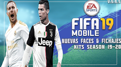 Fifa 14 Mod Fifa 19 V5 9 5 Android Special Edition Game Download Free Fifa Football Games