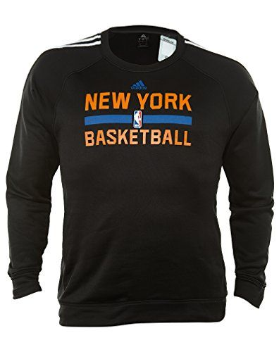 Adidas Mens York Sweatshirt Clima Knicks New Garden Nba Practice SSBwU4qr