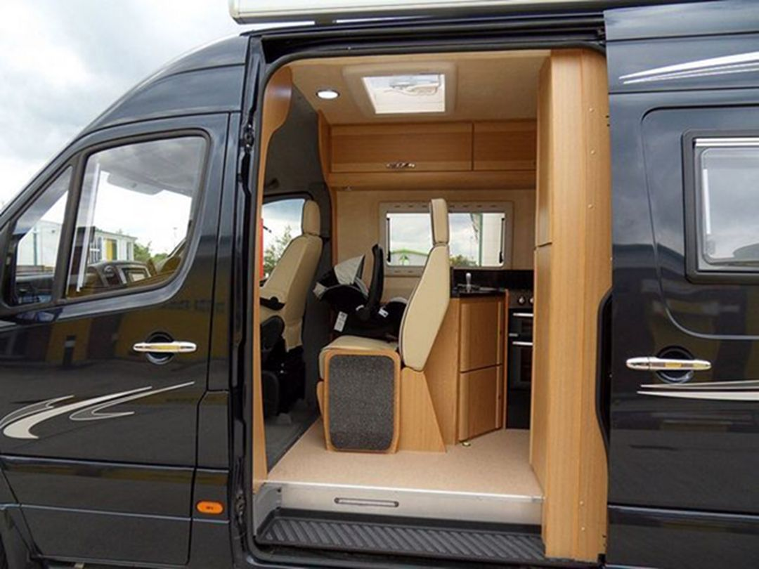 20 Best Mercedes Sprinter Camper Van Interior For Inspiration