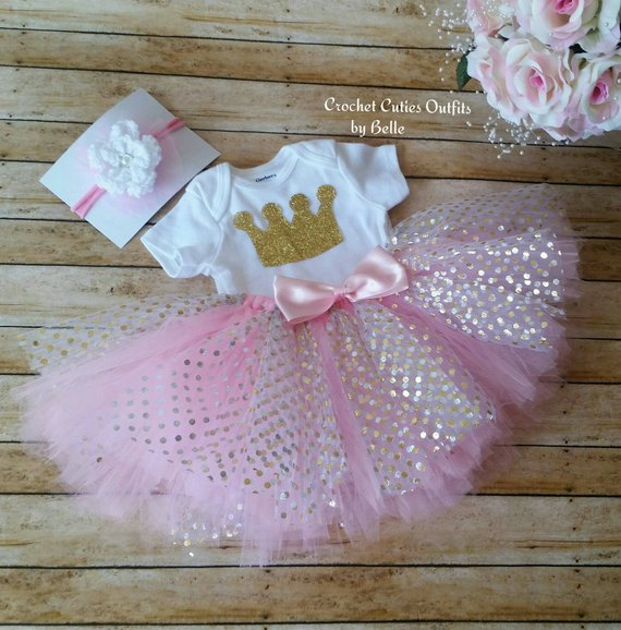 c3b7cf9e4 Photo Prop Baby Outfit, Baby Girl Skirt Infant Outfits, Baby Tutu Outfit  Crochet Newborn Outfit, Pho