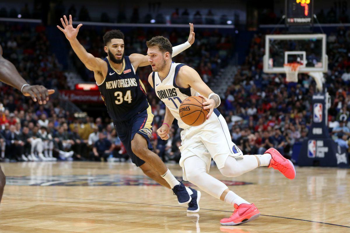 Dallas Mavericks at Portland Trail Blazers Preview