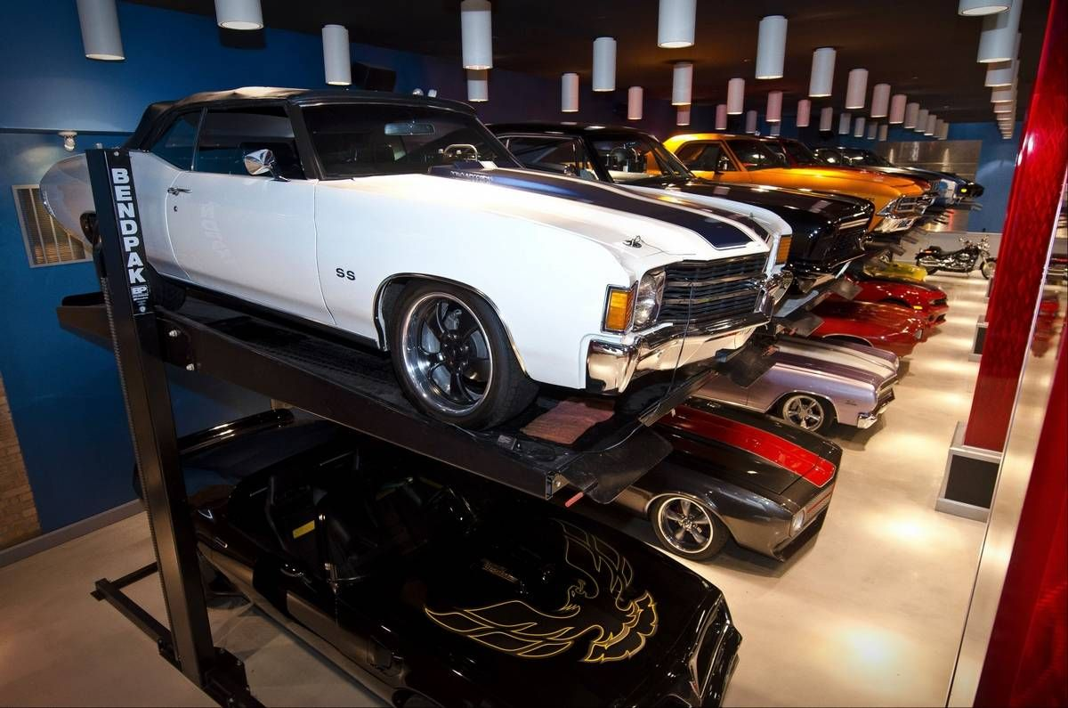 personal collection owned by francis wisniewski chicago illinois dream garage