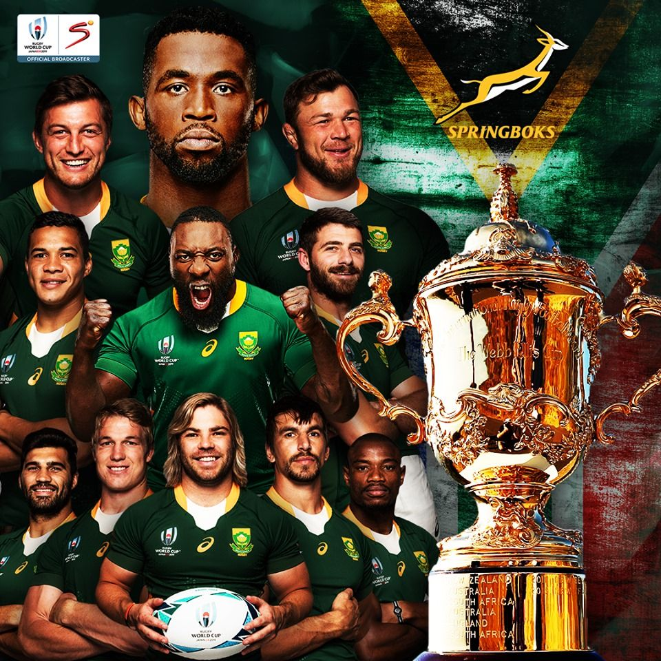 Japan Rwc 2019 Springboks Rugby South Africa South Africa Rugby Springbok Rugby