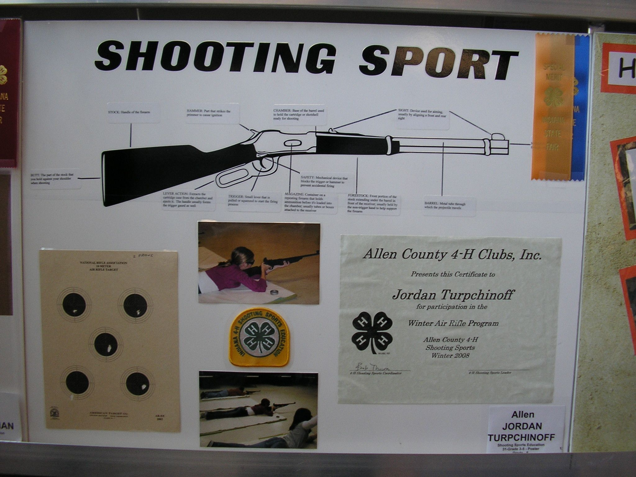4 h poster designs - Shooting Sports Projects Ideas Bing Images