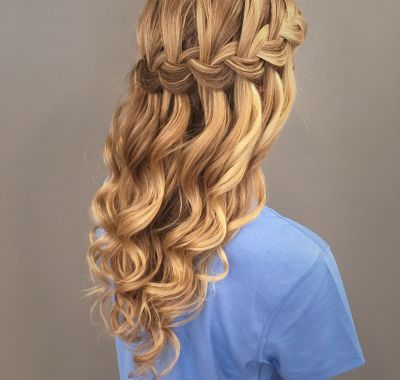 Prom Hairstyles 2018 Braid Everything Beauty Pinterest